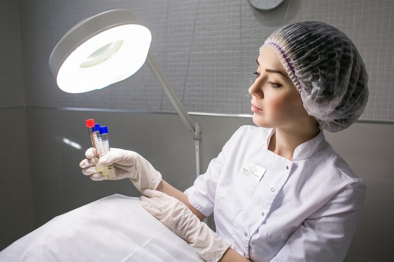 Процедура омоложения кожи